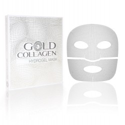 Gold Collagen Hydrogel Mask 1 Unidad