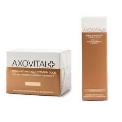 Axovital Premium Gold Pack Crema 50ml + Sérum 30ml