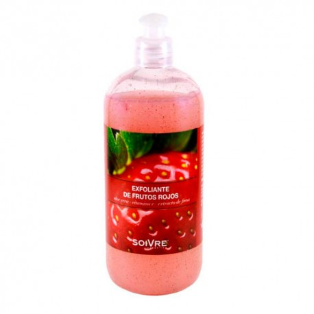 Soivre Gel Exfoliante Frutos Rojos 500 ml