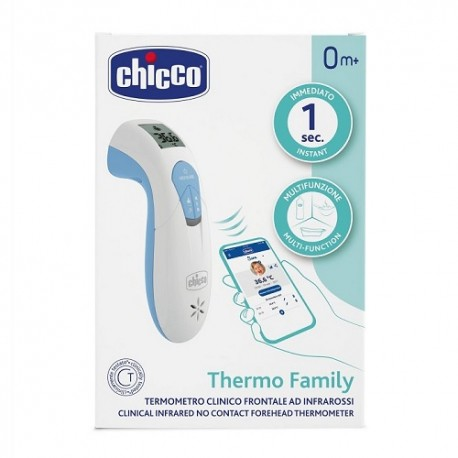 Chicco Thermo Family Infrarrojos 0m+ con APP para movil