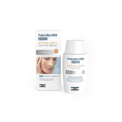 Comprar Isdin FotoUltra 100 Active Unify Fusion Fluid SPF100+ 50ml