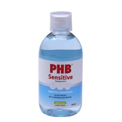Comprar Enjuague Bucal PHB Sensitive 500ml