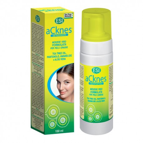 Acknes Cleanser Mousse Limpiadora 150 ml