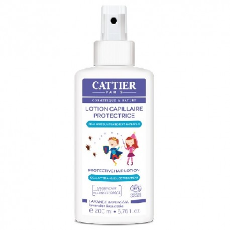 Cattier Loción Capilar 200ml
