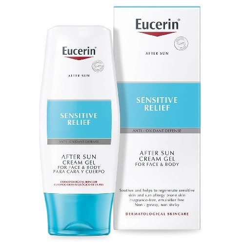 Eucerin AfterSun Sensitive Relief