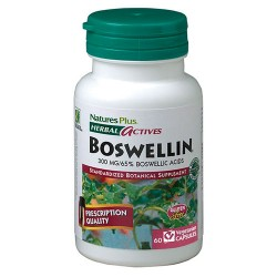 Comprar Nature's Plus Boswellin 300 mg 60 Capsulas
