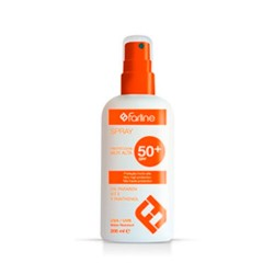 Comprar Farline Solar Spray SPF 50+ 200ml