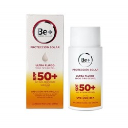 Comprar Be+ Ultra Fluido Facial SPF50+ 50ml