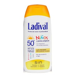 LADIVAL NI�OS FPS30 LECHE 200ML