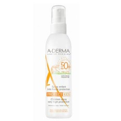 Comprar A-Derma Protect Niños Spray SPF50+ 200ml