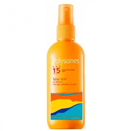 KLORANE POLYSIANES SPRAY SPF 15 125 ML