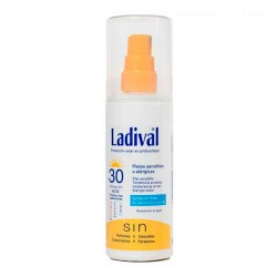 LADIVAL SENS-ALERG GEL-SPRAY FPS25 150ML