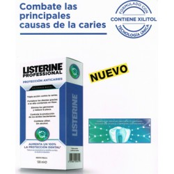 Comprar Listerine Professional Anticaries 500ml