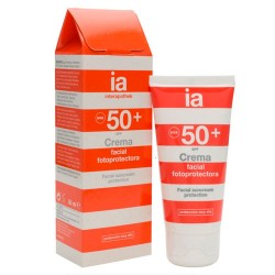Interapothek Crema Facial SPF50+ 50ml