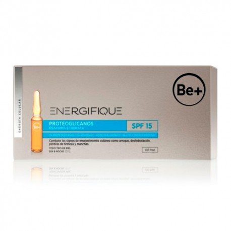 Be+ Ampollas Proteoglicanos SPF15 30 Ampollas x 2 ml