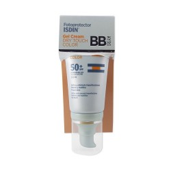 Comprar Isdin Fotoprotector Gel Cream Dry Touch Color SPF50+ 50ml