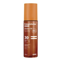 Fotoprotector Isdin Active Oil SPF 30+ 200ml