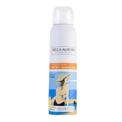 Comprar Bella Aurora Protector Solar Beach & Sport Spray SPF50+ 150ml