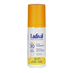 Comprar Ladival Piel Sensible Alérgica SPF30 Gel Spray 150ml