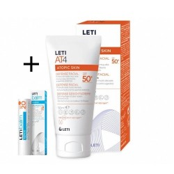 Comprar Leti AT4 Defense Facial SPF50+ y Regalo Stick
