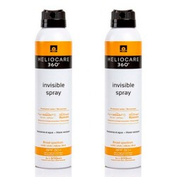 Heliocare 360º Invisible Spray SPF50+ Duplo 2x200ml