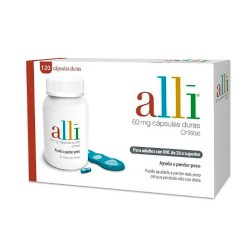 Comprar Alli 60mg 120 cápsulas