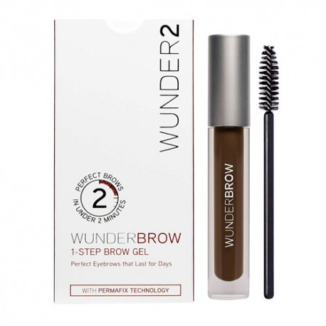 Wunderbrow Gel De Cejas Waterproof 3g