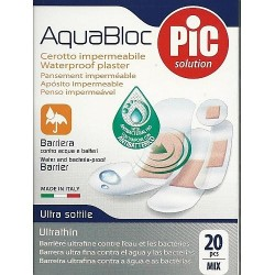 Pic Solution AquaBloc Antibacteriano 20ud