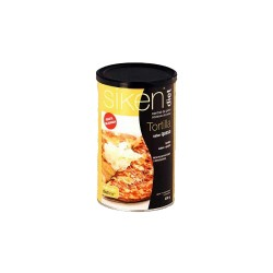 Sikendiet Tortilla Queso G400g