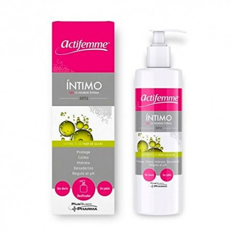 Actifemme Gel íntimo 5 en 1 300ml