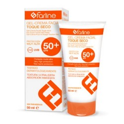 Farline Gel-Crema Facial 50SPF+ 50ml