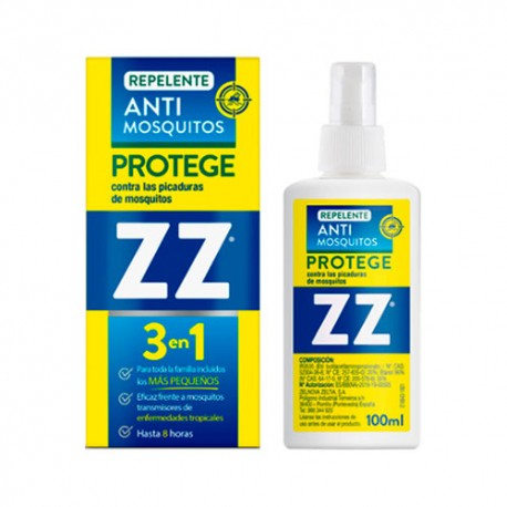 ZZ Repelente Anti-Mosquitos 100ml