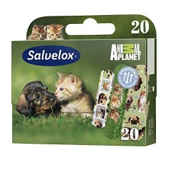 Salvelox 20 Apósitos Animal Planet