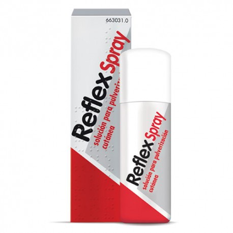 REFLEX (AEROSOL TOPICO 130 ML)
