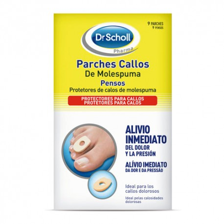 Scholl Parches Callos 9 Parches