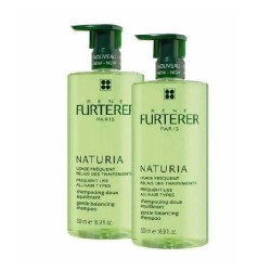 Rene Furterer Duo Naturia Champú 2x500ml