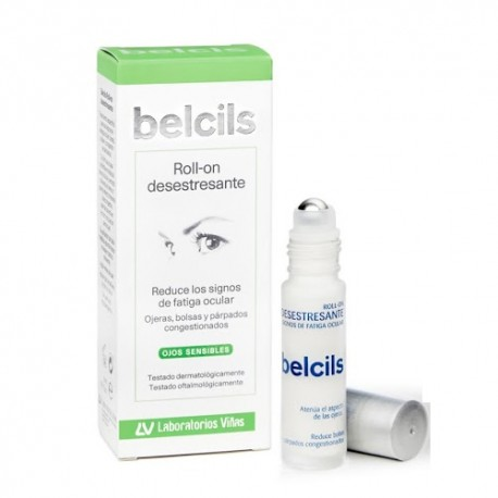 Belcils Roll-On Desestresante Ojos 8ml