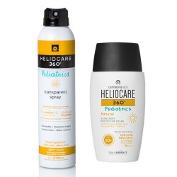 Heliocare 360º Pack Pediatrics Mineral +Helio