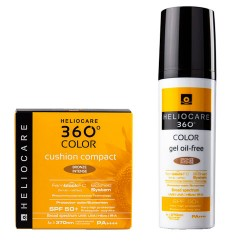 Comprar Heliocare 360º Color Pack Gel Oil-Free+ Cushion Compact