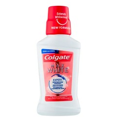Colgate Max White Expert Enjuague Bucal 250ml
