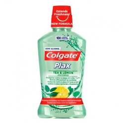 Colgate Plax Tea & Lemon Enjuague 500ml