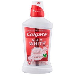 Colgate Max White Expert Enjuague Bucal 500ml