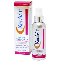 Keravit Loción Anticaída Spray 125 ml