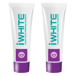 Comprar I-White Pasta Dental Blanqueadora 2x75ml