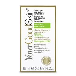 YourGoodSkin Gel-Crema Anti-brillos Instantáneo 15 ml