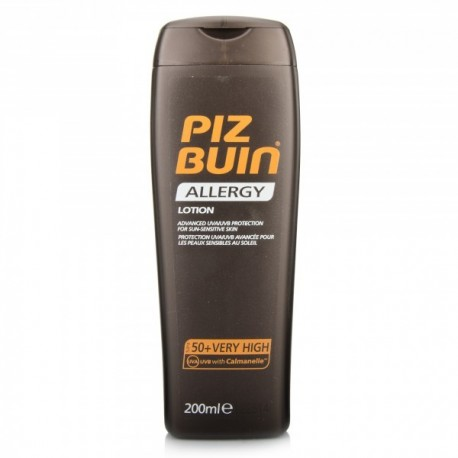 Piz Buin Allergy Loción SPF 50+ 200ml