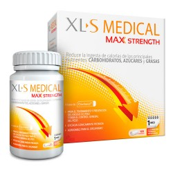 Comprar XLS Medical Max Strength 120 Comprimidos