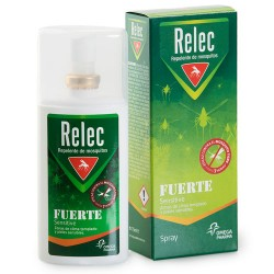 Relec Spray Antimosquitos Fuerte Sensitive 75ml