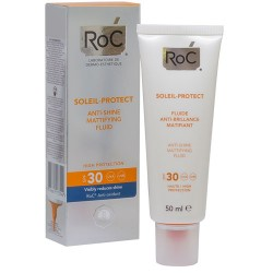 Roc Sol Flu A-Brillo 30+ 50Ml