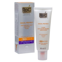 Comprar Roc Sol Fluido Unificante Antimanchas SPF50+ 50ml